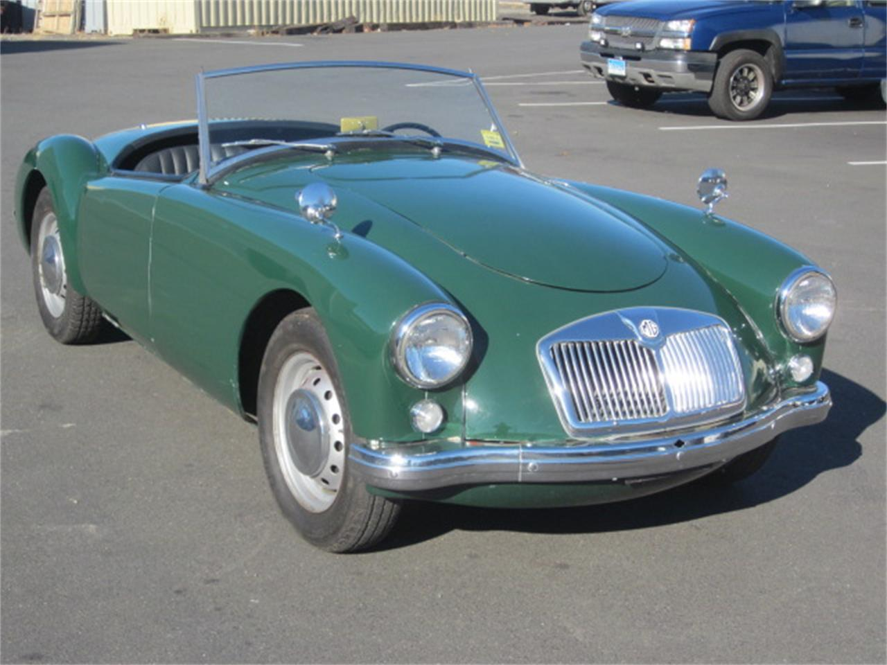 Large Picture of '58 MGA 1500 located in Connecticut Offered by The New England Classic Car Co. - JV9R