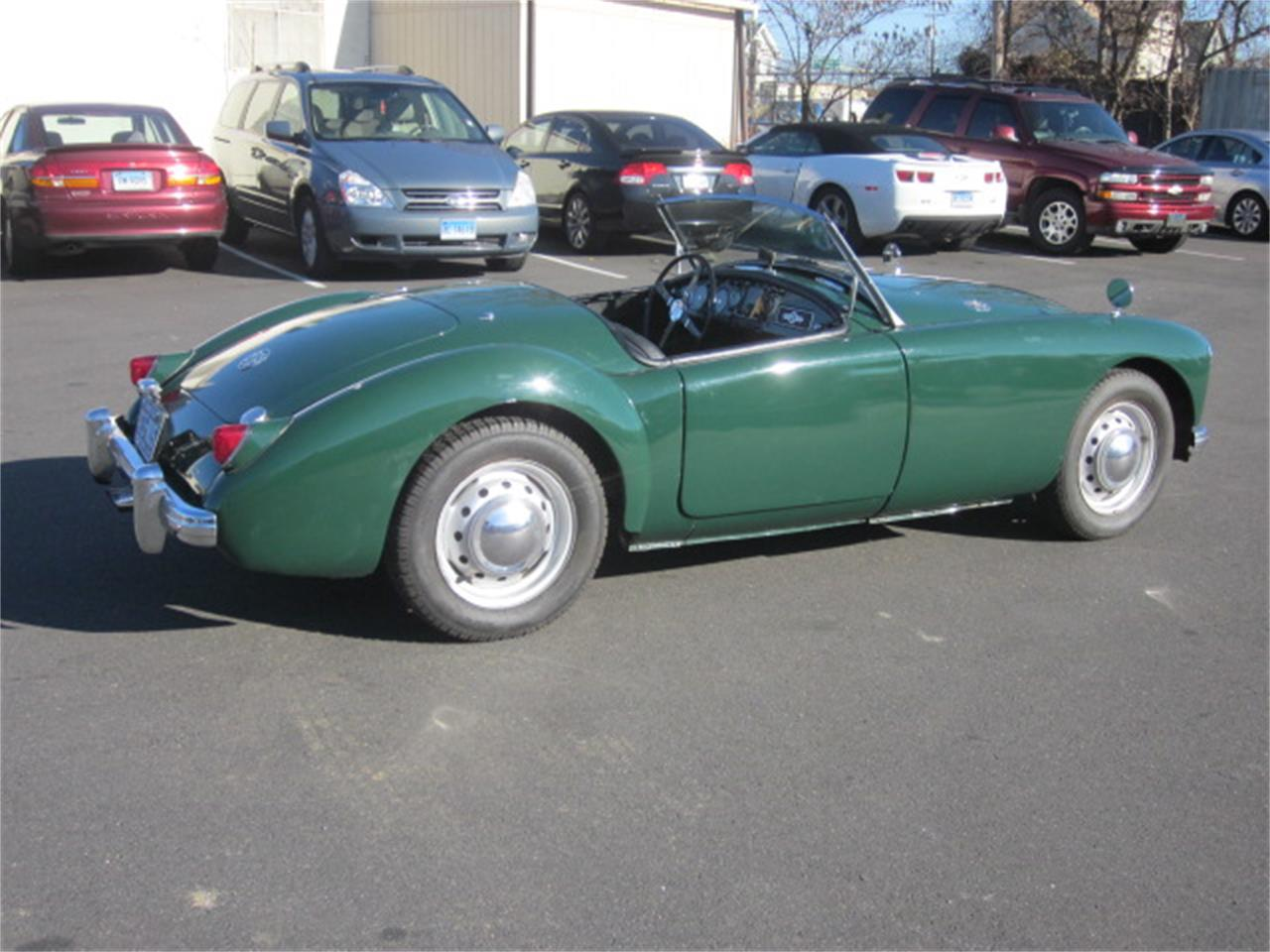 Large Picture of '58 MG MGA 1500 located in Connecticut - $23,500.00 Offered by The New England Classic Car Co. - JV9R