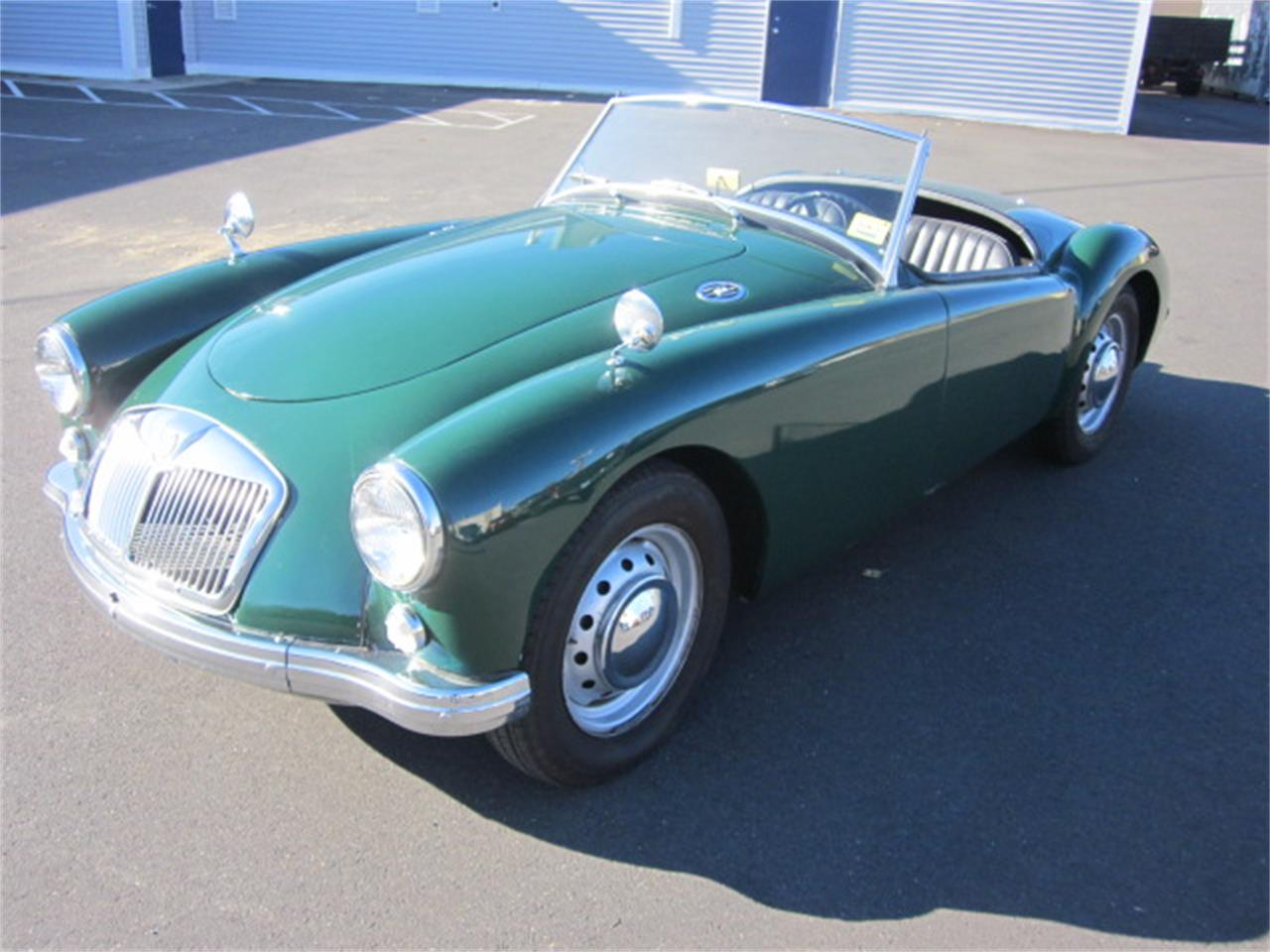 Large Picture of Classic '58 MG MGA 1500 - JV9R