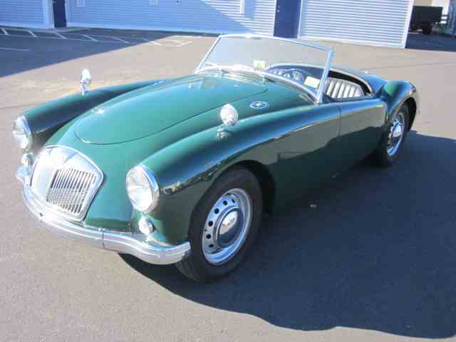 Picture of '58 MGA 1500 located in Connecticut - $23,500.00 - JV9R