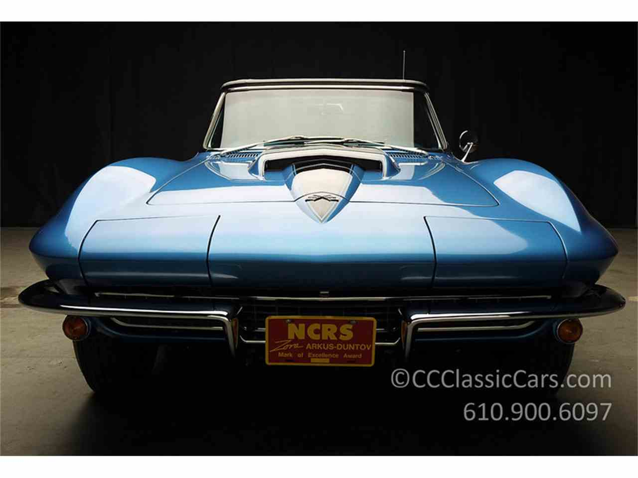 Large Picture of Classic 1967 Corvette located in West Chester Pennsylvania Offered by CC Classic Cars - JV9S