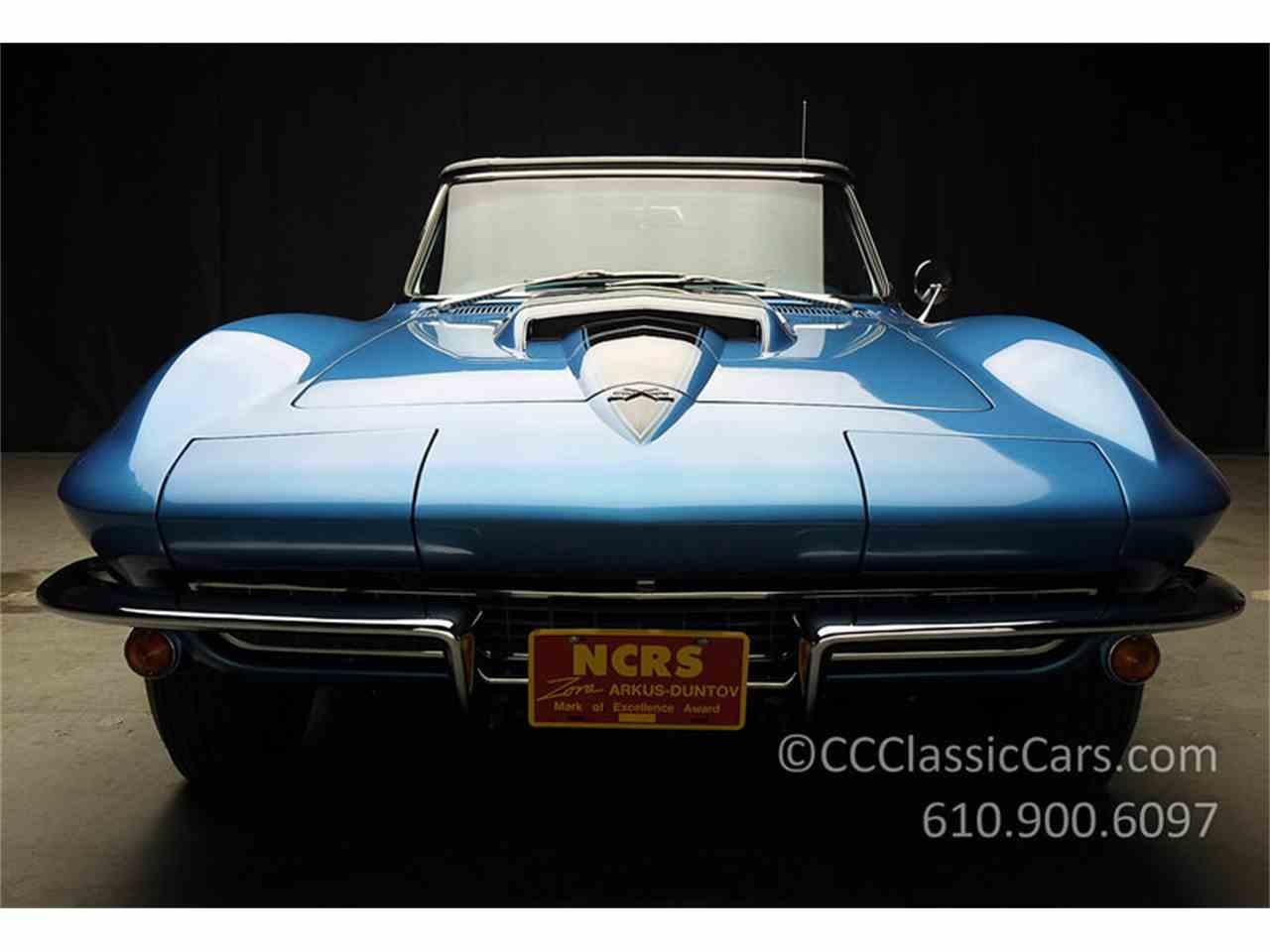 Large Picture of '67 Corvette - JV9S