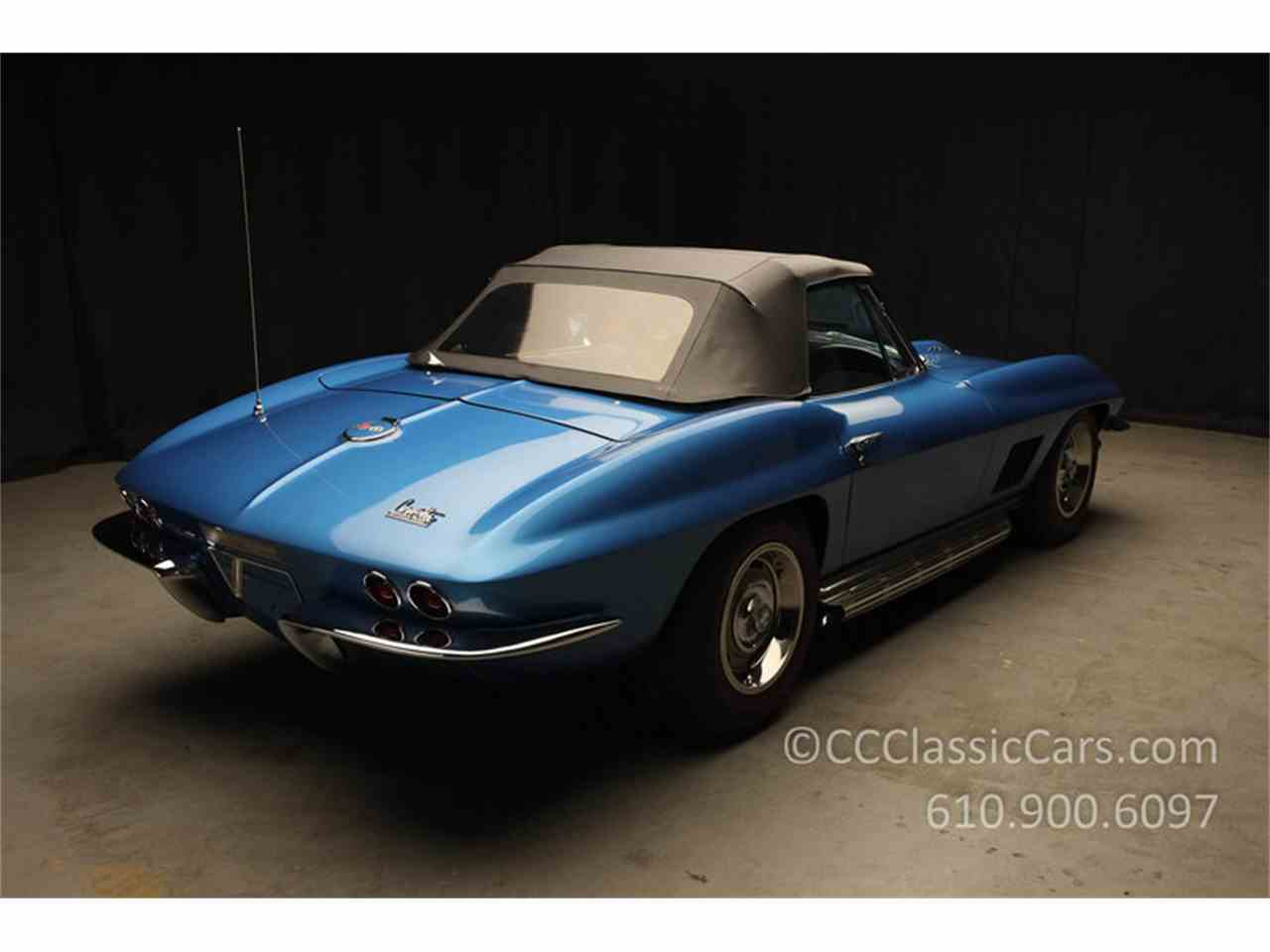 Large Picture of '67 Corvette Auction Vehicle Offered by CC Classic Cars - JV9S