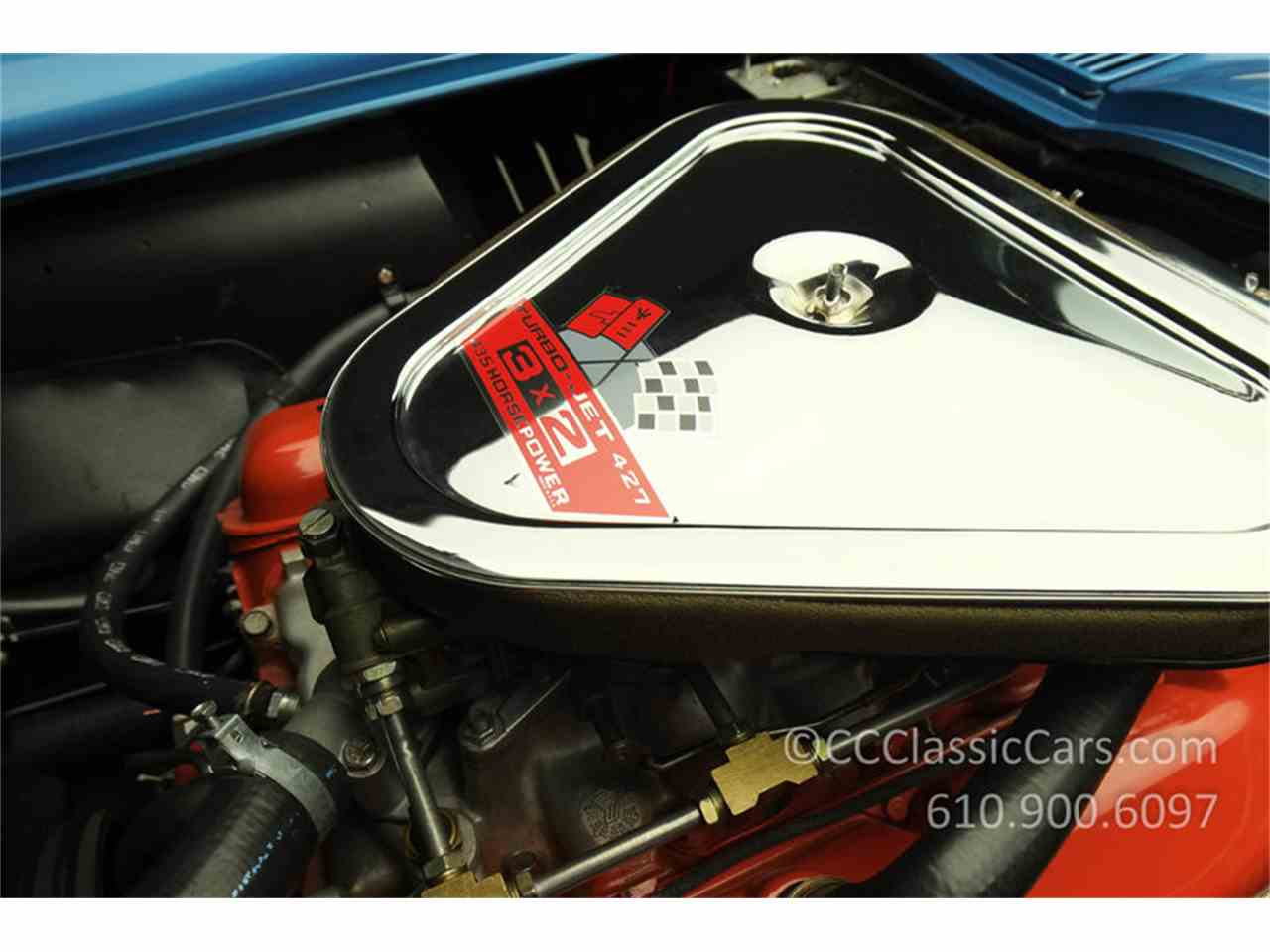 Large Picture of 1967 Corvette located in West Chester Pennsylvania Offered by CC Classic Cars - JV9S