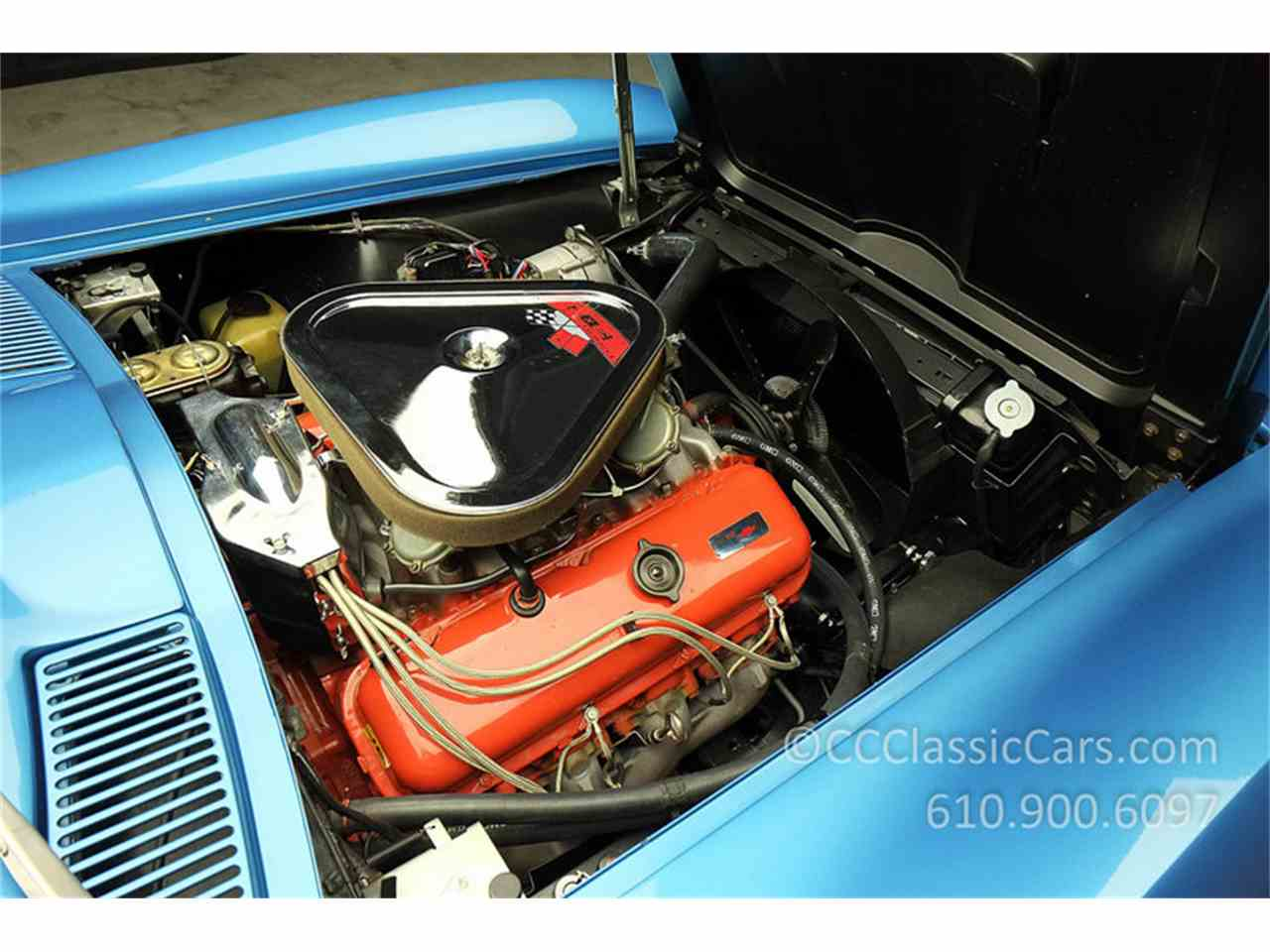 Large Picture of 1967 Chevrolet Corvette located in West Chester Pennsylvania Auction Vehicle - JV9S