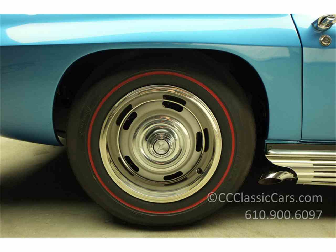 Large Picture of '67 Chevrolet Corvette Auction Vehicle Offered by CC Classic Cars - JV9S