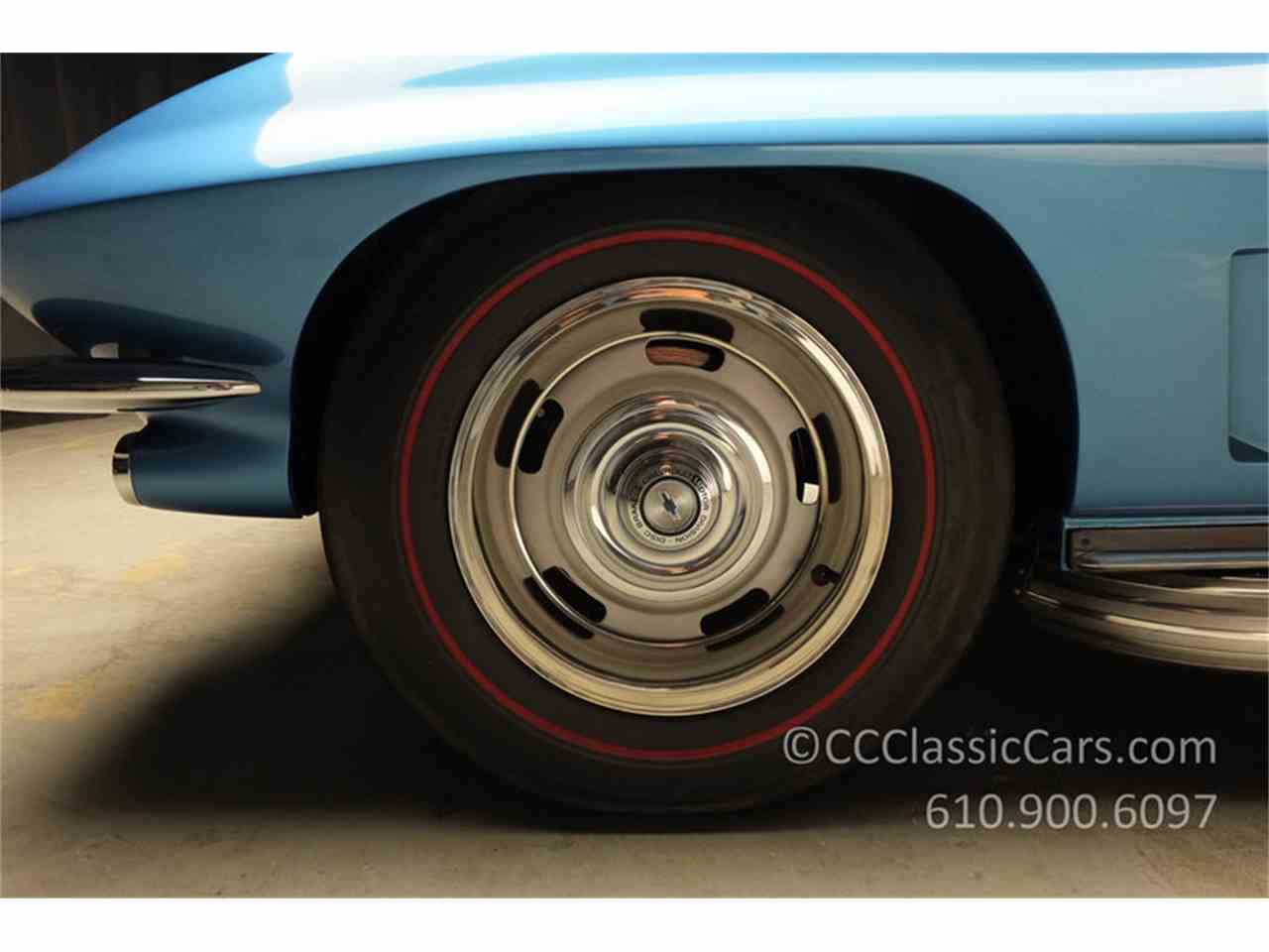 Large Picture of Classic '67 Corvette located in Pennsylvania Auction Vehicle - JV9S