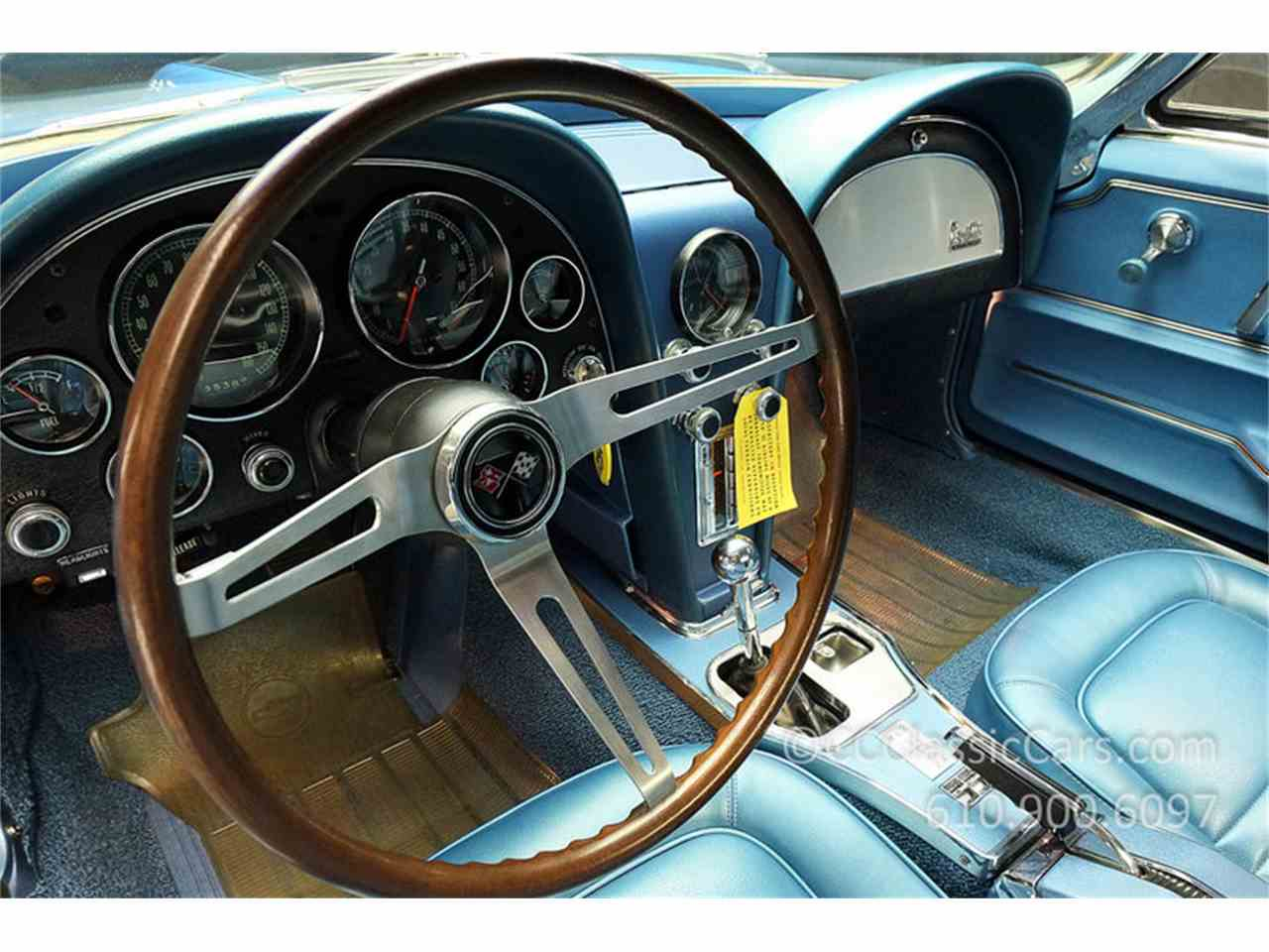 Large Picture of Classic 1967 Chevrolet Corvette located in West Chester Pennsylvania Auction Vehicle - JV9S