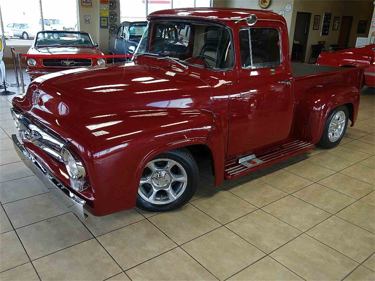 Large Picture of '56 F100 - JVA1