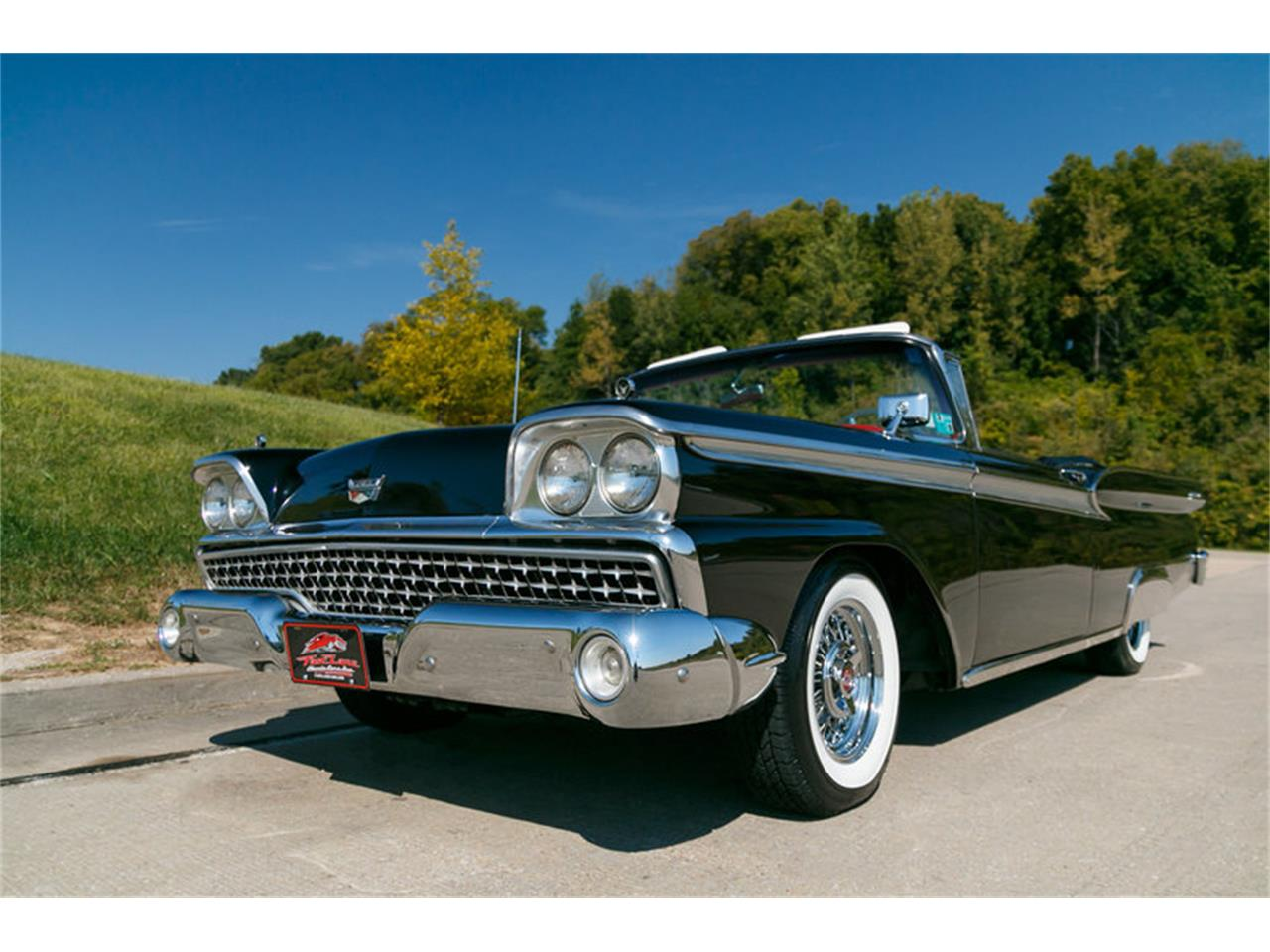 Large Picture of Classic '59 Fairlane located in St. Charles Missouri - $39,995.00 Offered by Fast Lane Classic Cars Inc. - JVAR