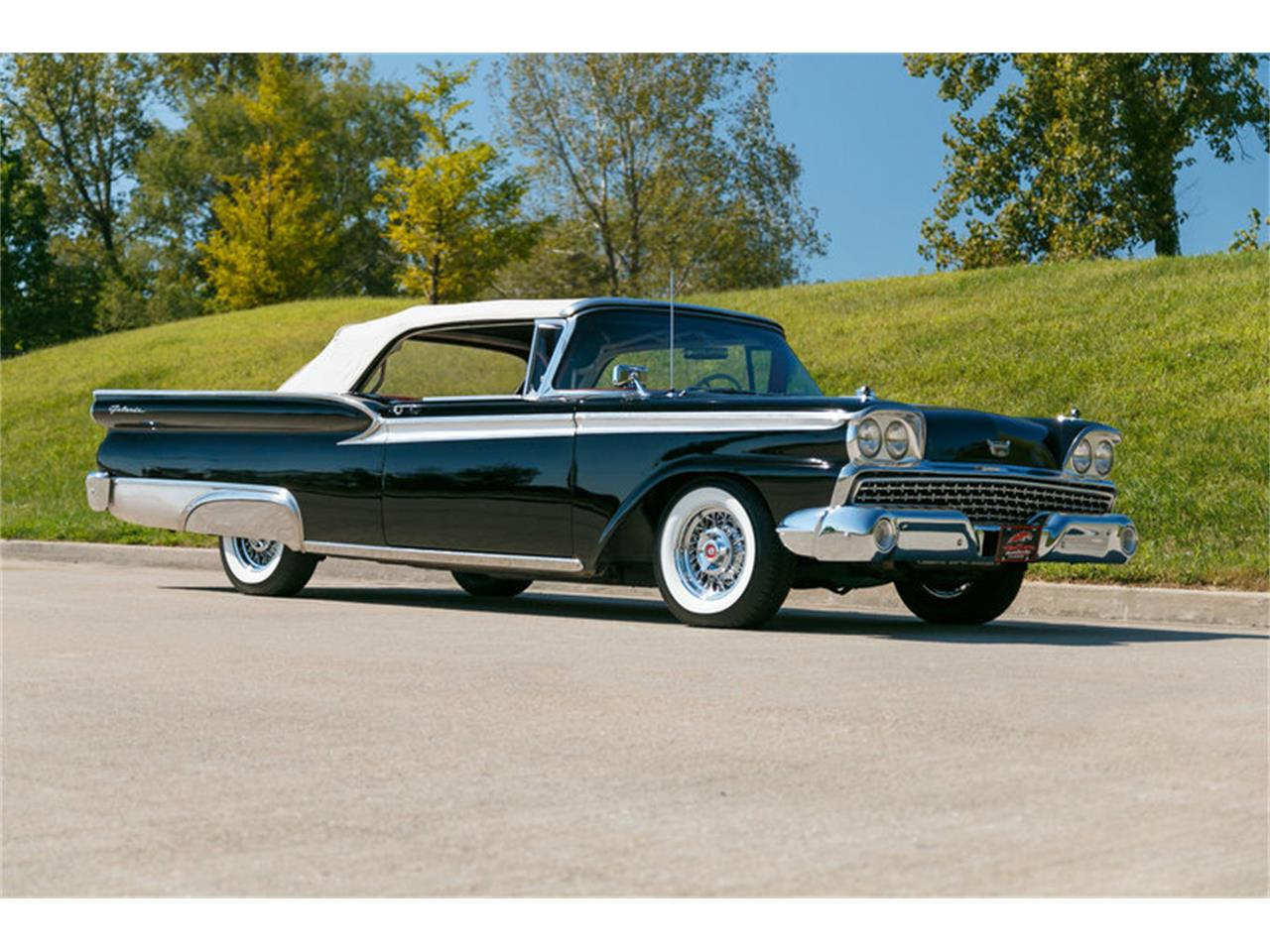 Large Picture of Classic 1959 Ford Fairlane located in Missouri - $39,995.00 - JVAR