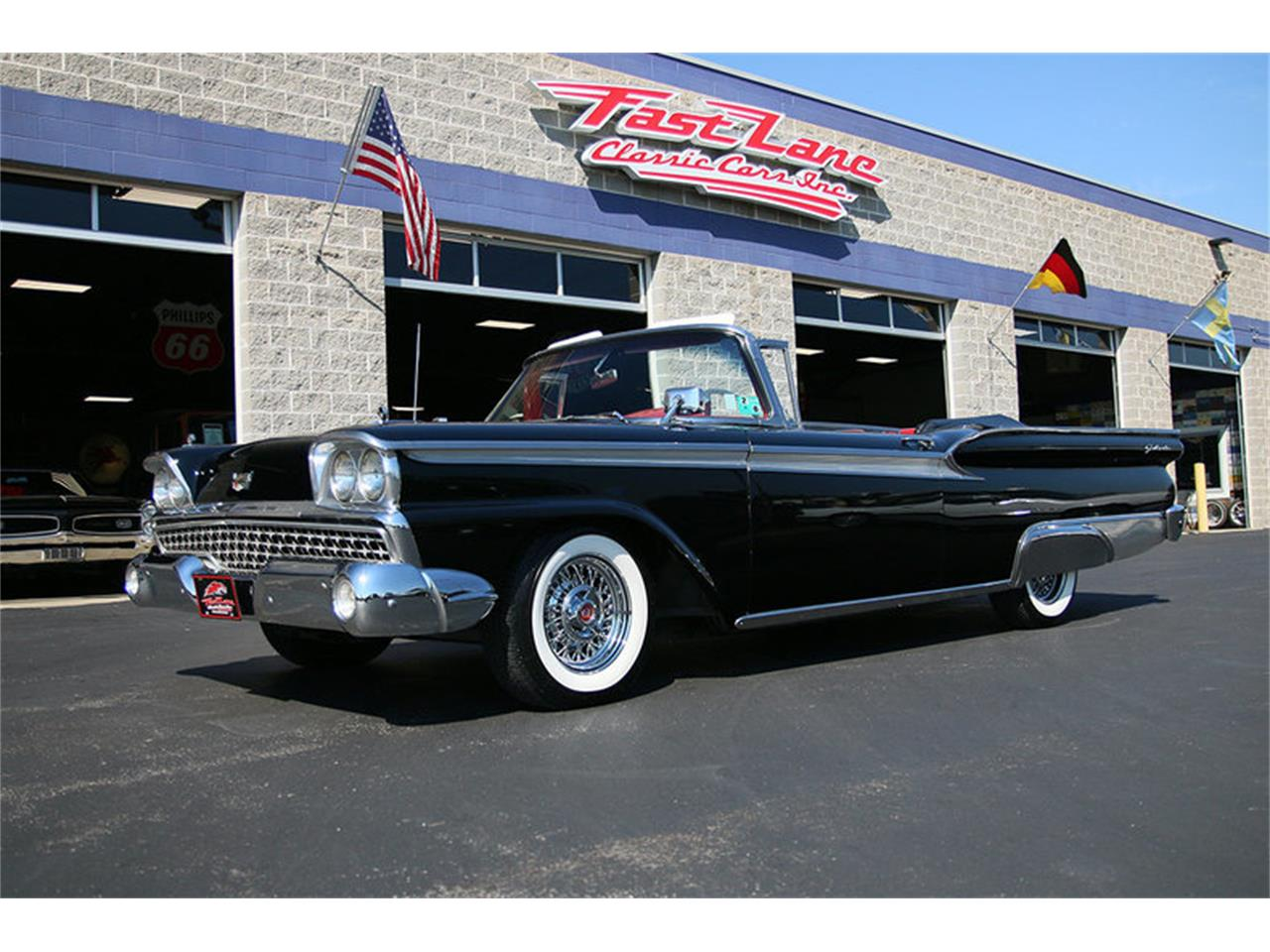 Large Picture of Classic '59 Ford Fairlane - JVAR