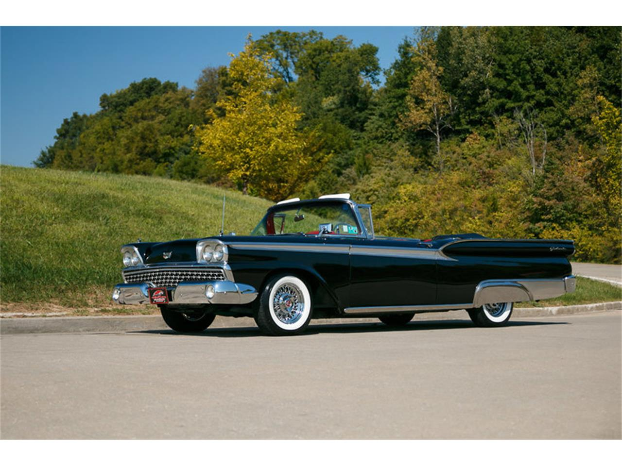 Large Picture of Classic '59 Fairlane located in St. Charles Missouri - $39,995.00 - JVAR