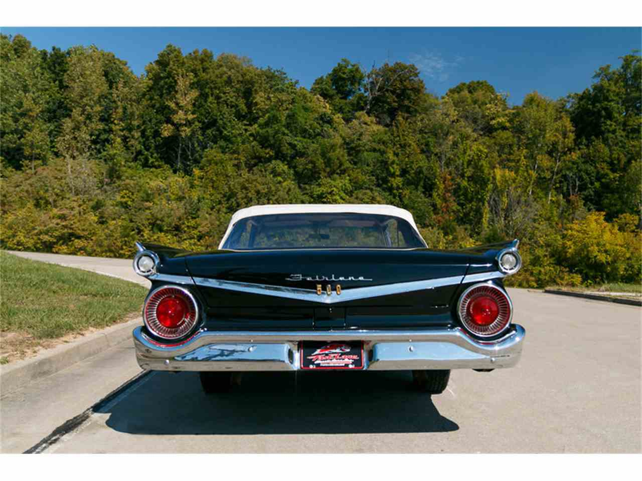 Large Picture of '59 Fairlane - JVAR