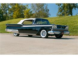 Picture of 1959 Ford Fairlane Offered by Fast Lane Classic Cars Inc. - JVAR