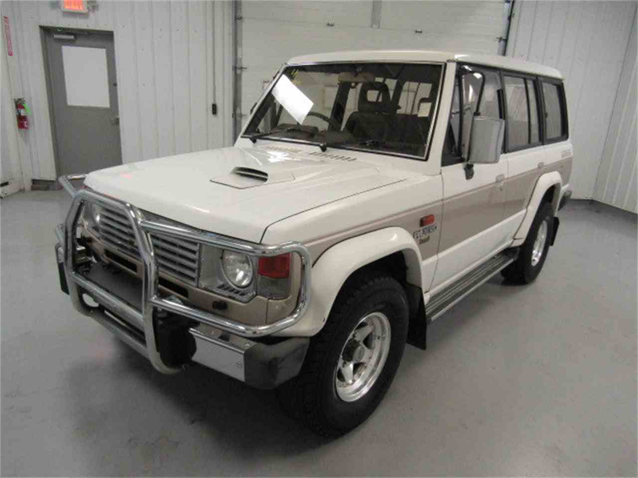 Large Picture of '89 Pajero - JQFD