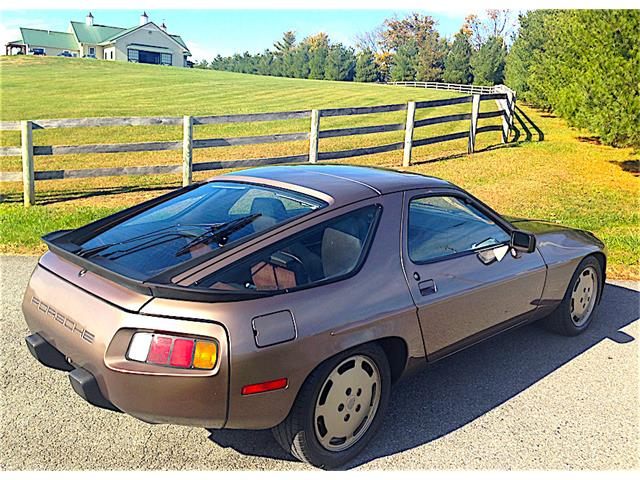 Picture of 1983 Porsche 928S located in Pennsylvania - $26,900.00 - JVE9