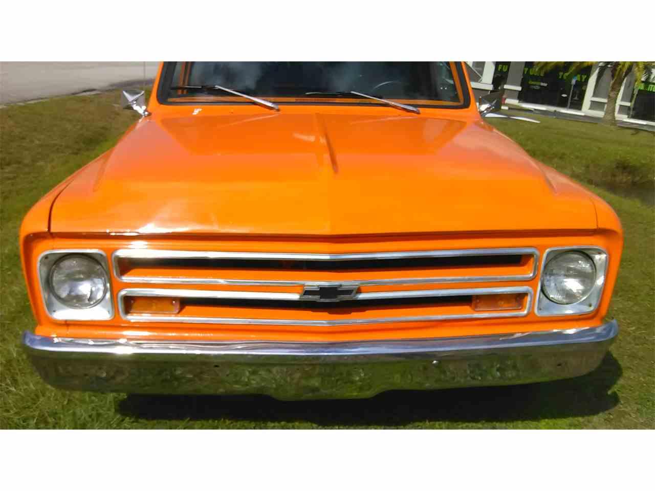 Large Picture of 1968 Chevrolet C/K 10 - $14,999.00 - JVED