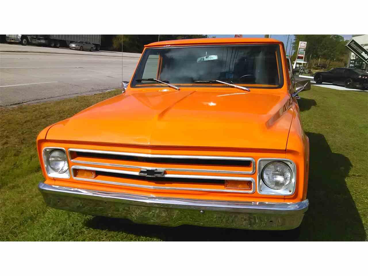 Large Picture of 1968 Chevrolet C/K 10 - JVED