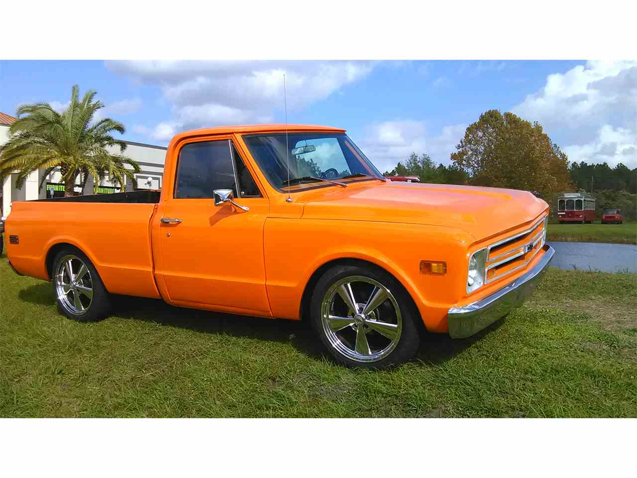Large Picture of Classic '68 C/K 10 located in PONTE VEDRA Florida Offered by S & L Classics - JVED
