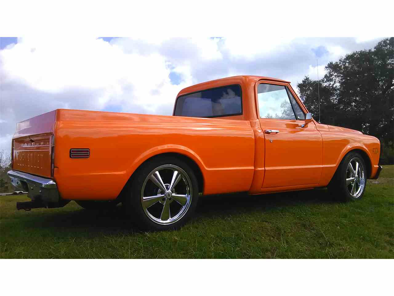 Large Picture of Classic '68 C/K 10 - JVED