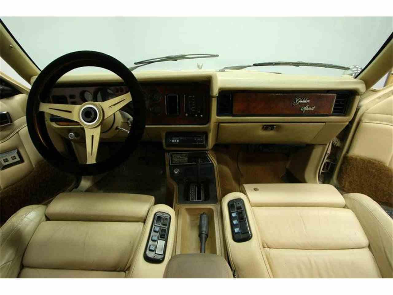 Large Picture of '82 Golden Spirit - JVEO