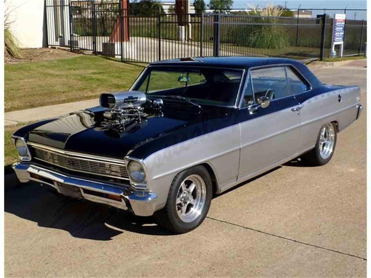 1966 Chevrolet Nova for Sale | ClassicCars.com | CC-927198