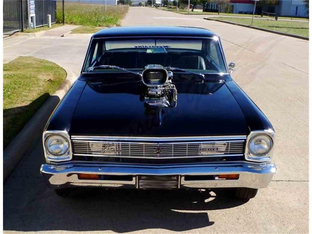 Large Picture of '66 Nova - JVFI