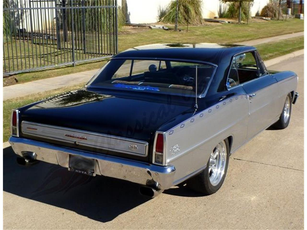 Large Picture of '66 Nova - JVFI