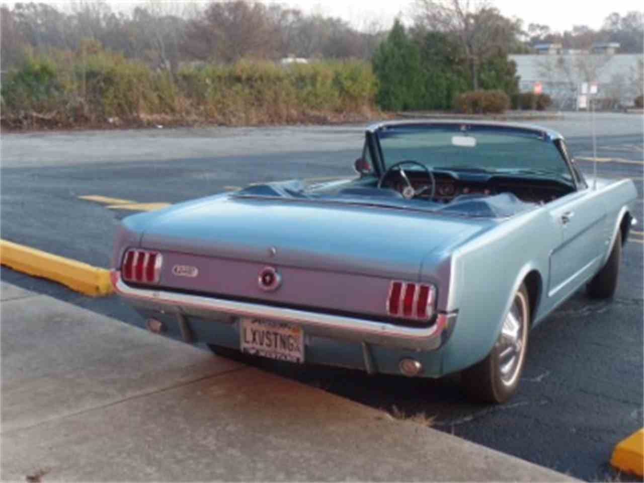 Large Picture of '65 Mustang - JVG9