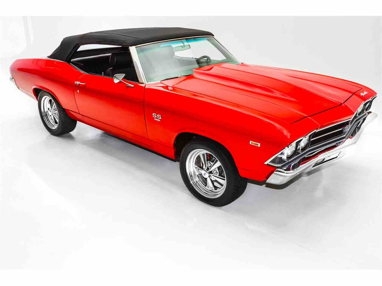 Large Picture of '69 Chevrolet Chevelle - $79,900.00 - JVGL