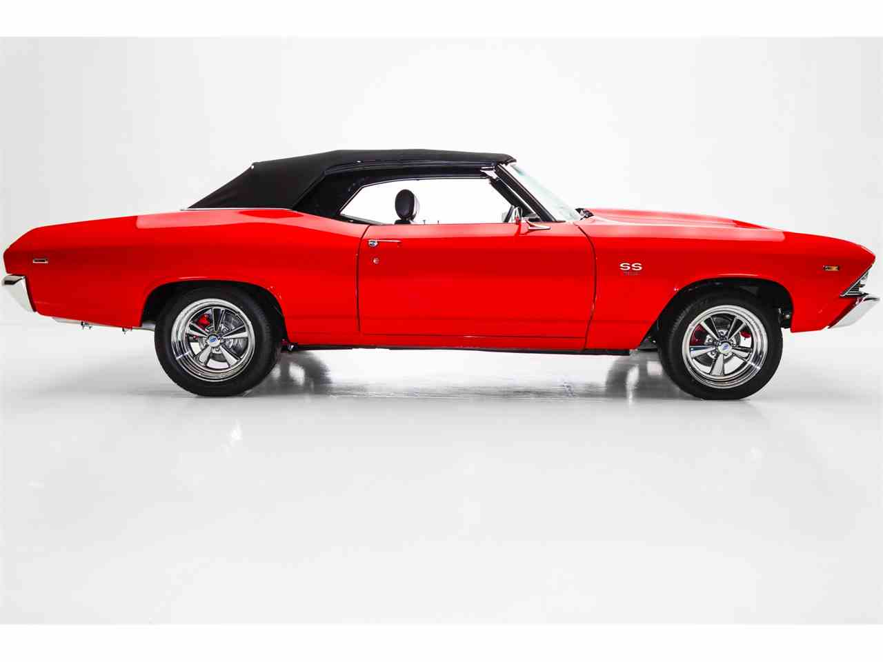 Large Picture of Classic 1969 Chevelle located in Des Moines Iowa - $79,900.00 Offered by American Dream Machines - JVGL