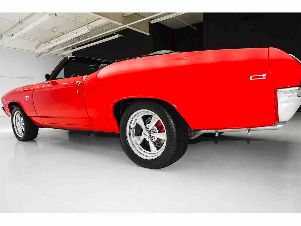 Large Picture of '69 Chevrolet Chevelle located in Iowa - $79,900.00 - JVGL