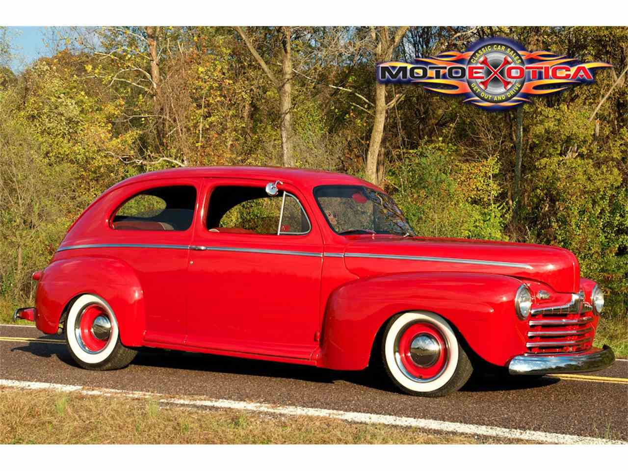 Large Picture of '46 Street Rod - JVIX