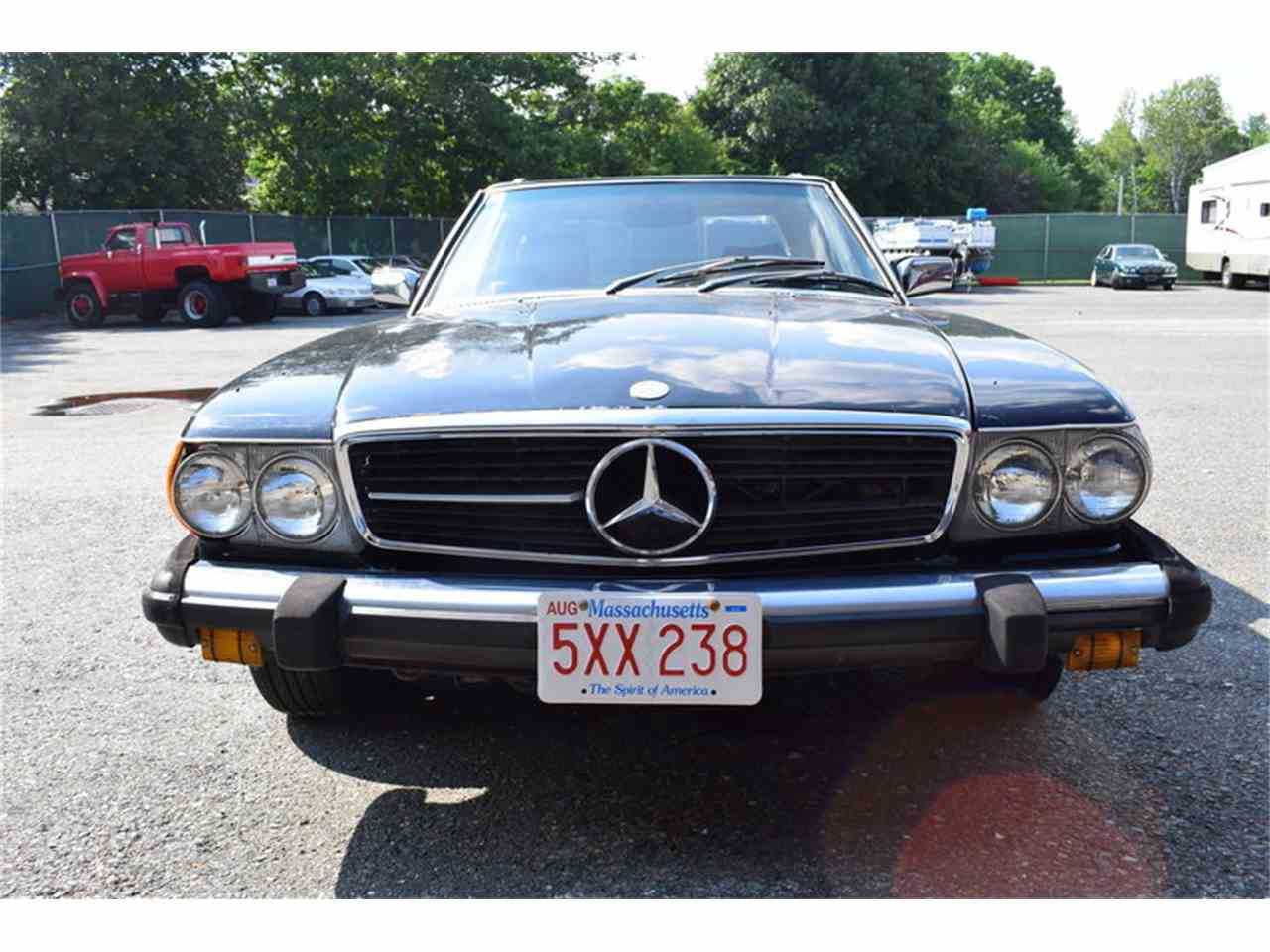 Large Picture of '76 450SL - JVK6