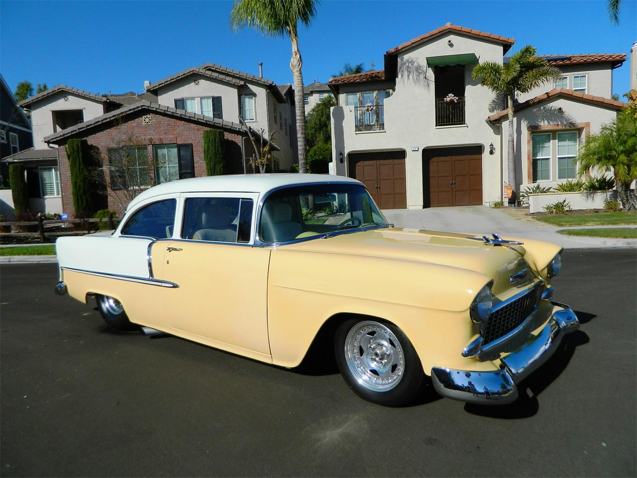 Large Picture of 1955 Chevrolet 210 located in California - JVMM