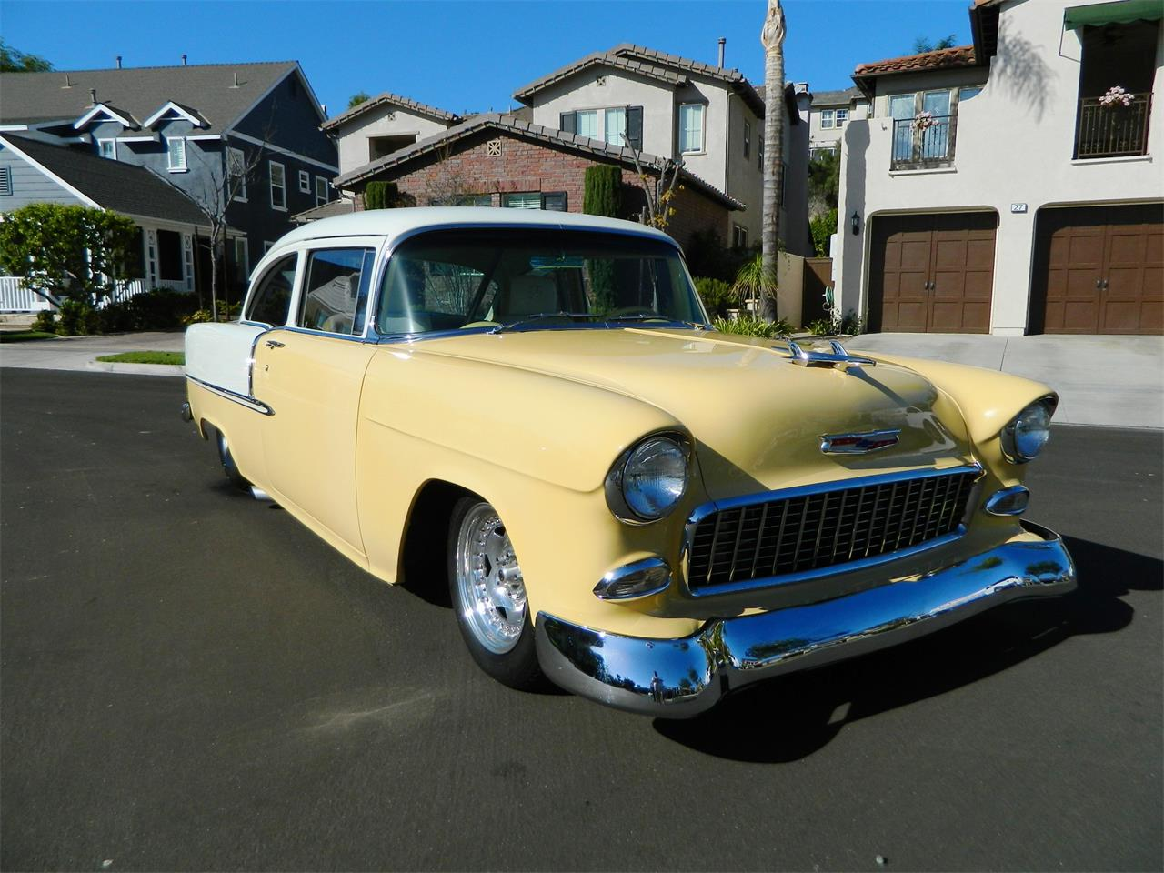 Large Picture of 1955 Chevrolet 210 located in Orange California - $85,000.00 - JVMM