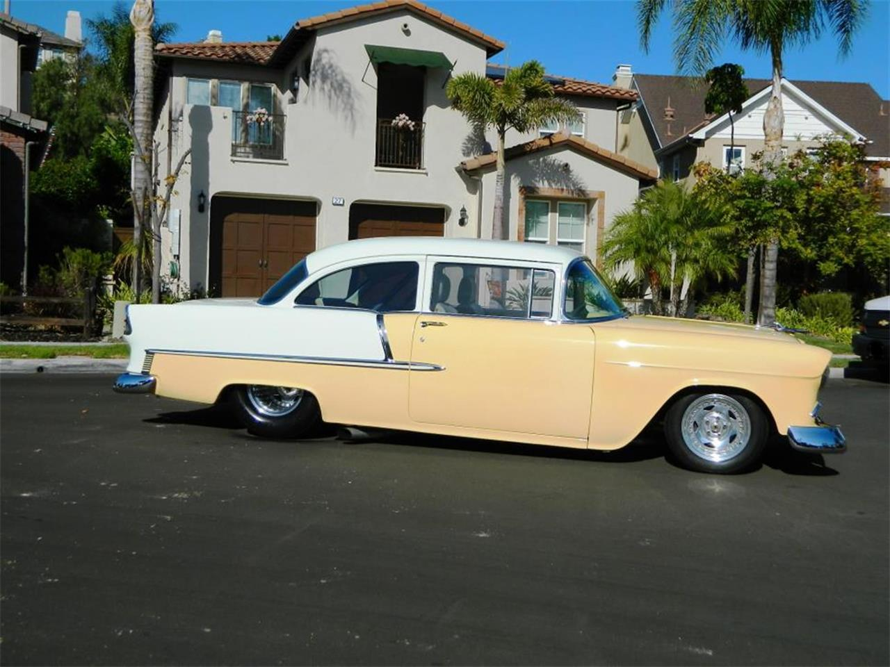 Large Picture of Classic 1955 210 located in Orange California - $85,000.00 Offered by Classic Car Marketing, Inc. - JVMM