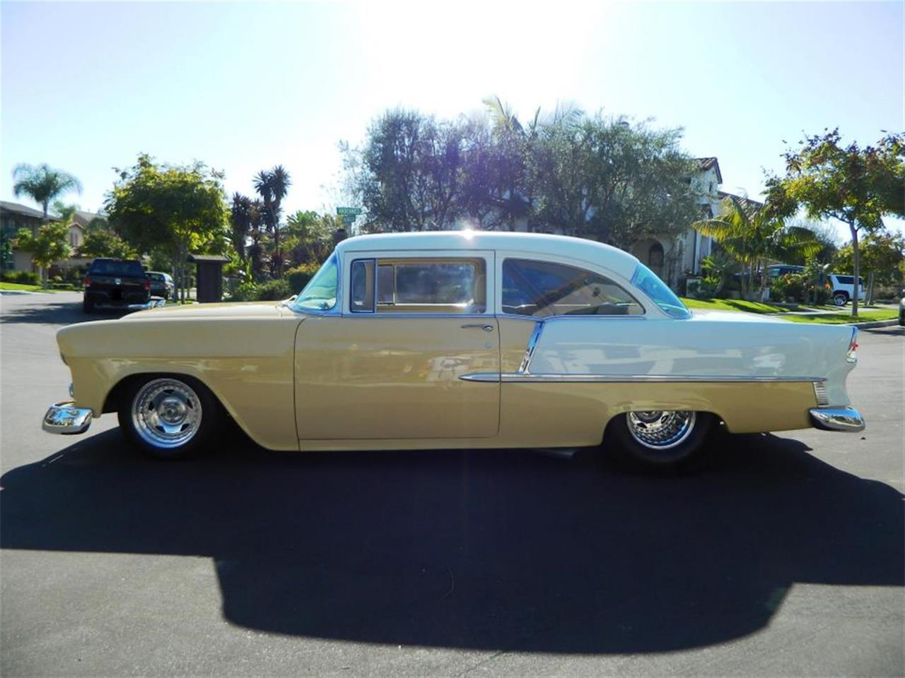 Large Picture of Classic '55 Chevrolet 210 located in California - $85,000.00 - JVMM
