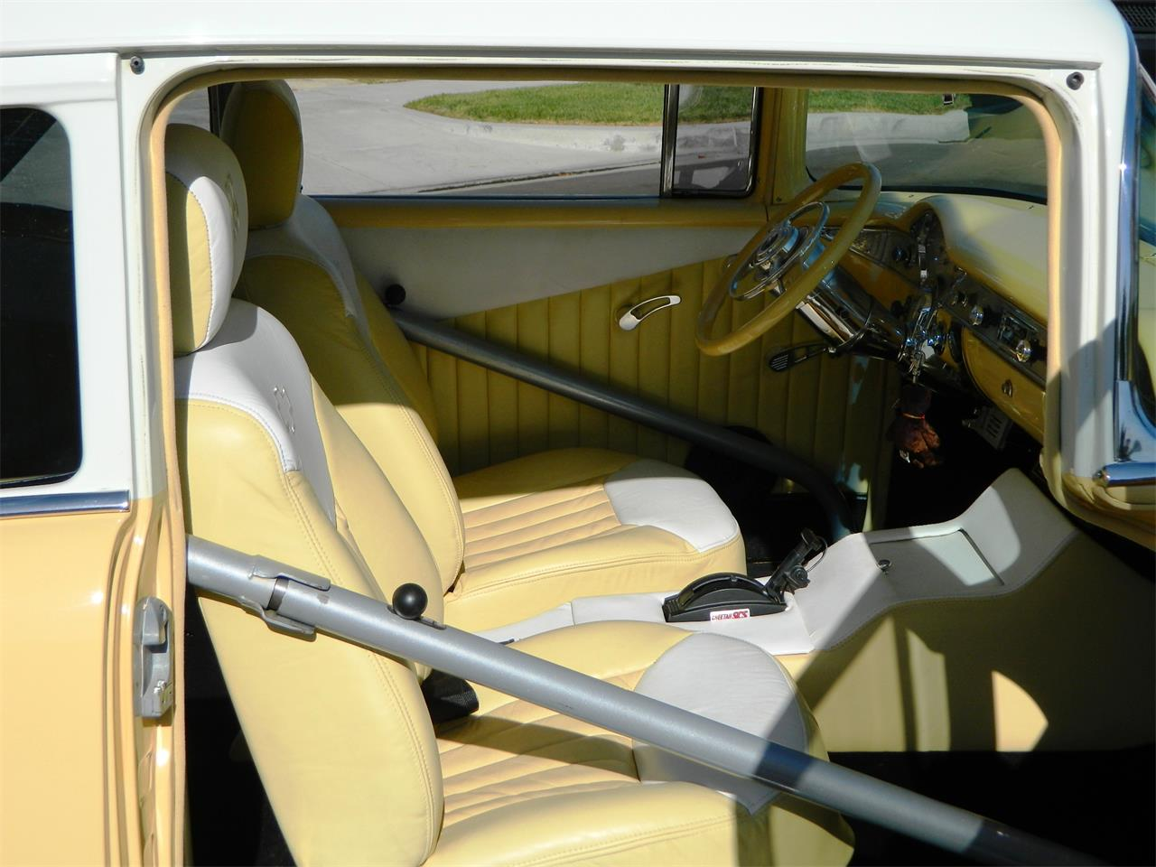 Large Picture of Classic 1955 210 located in Orange California Offered by Classic Car Marketing, Inc. - JVMM