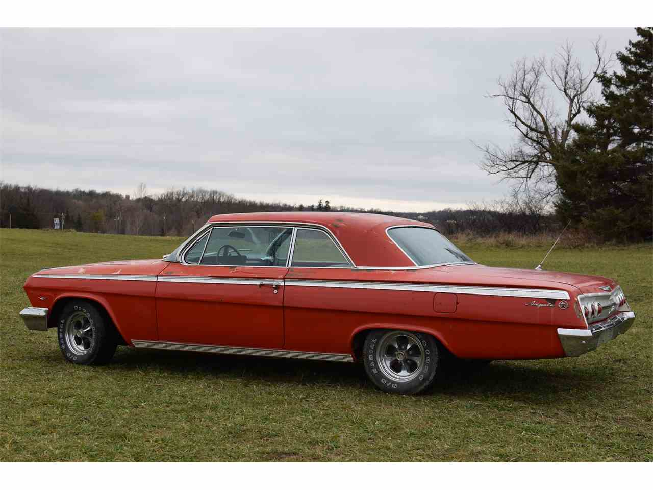 Large Picture of '62 Impala SS - JVN7