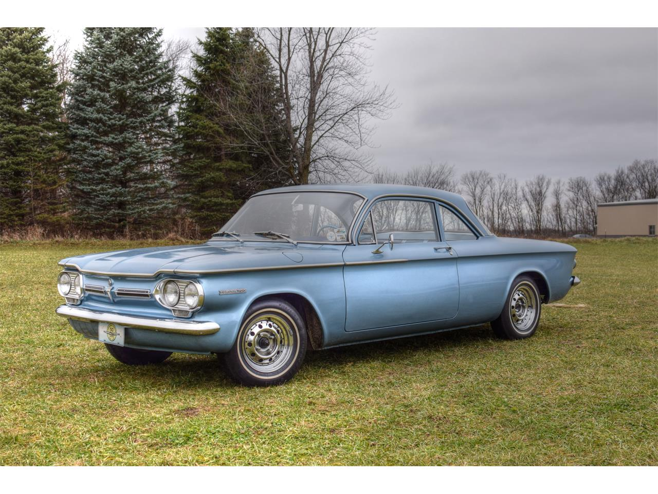 Large Picture of '62 Corvair - JVN9