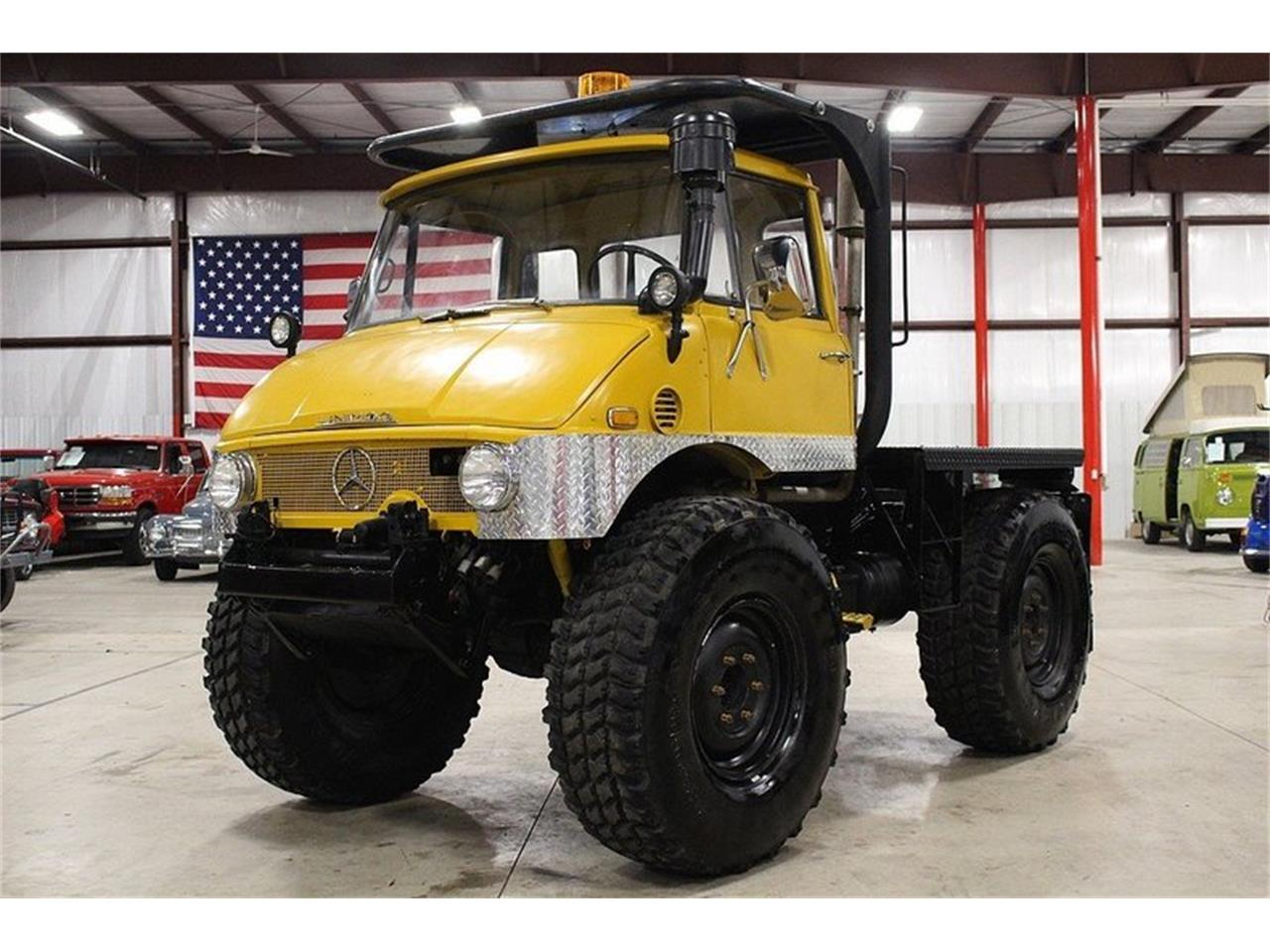 Unimog For Sale >> For Sale 1979 Mercedes Benz Unimog In Kentwood Michigan