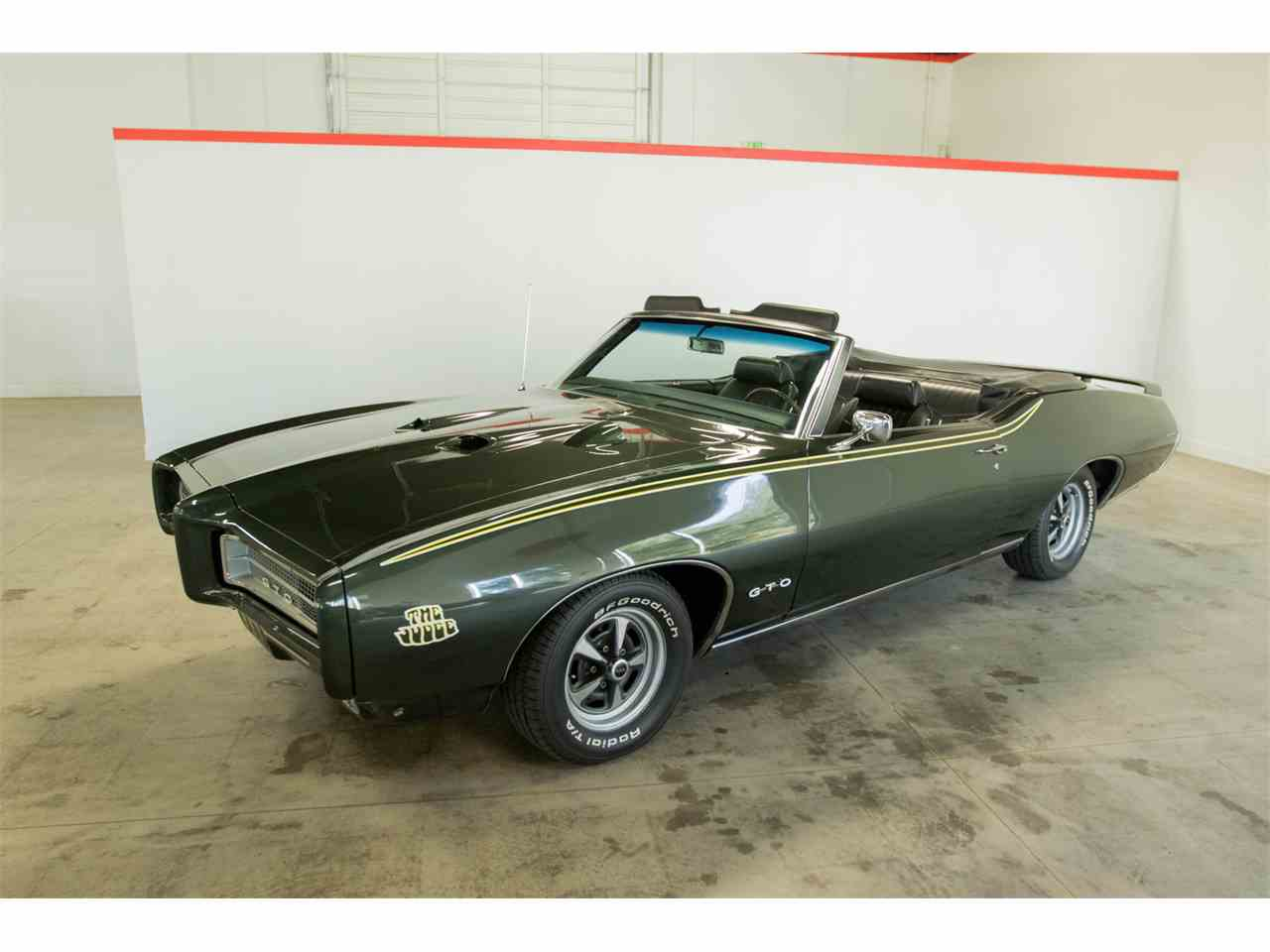 Large Picture of Classic '69 Pontiac GTO - JVOR