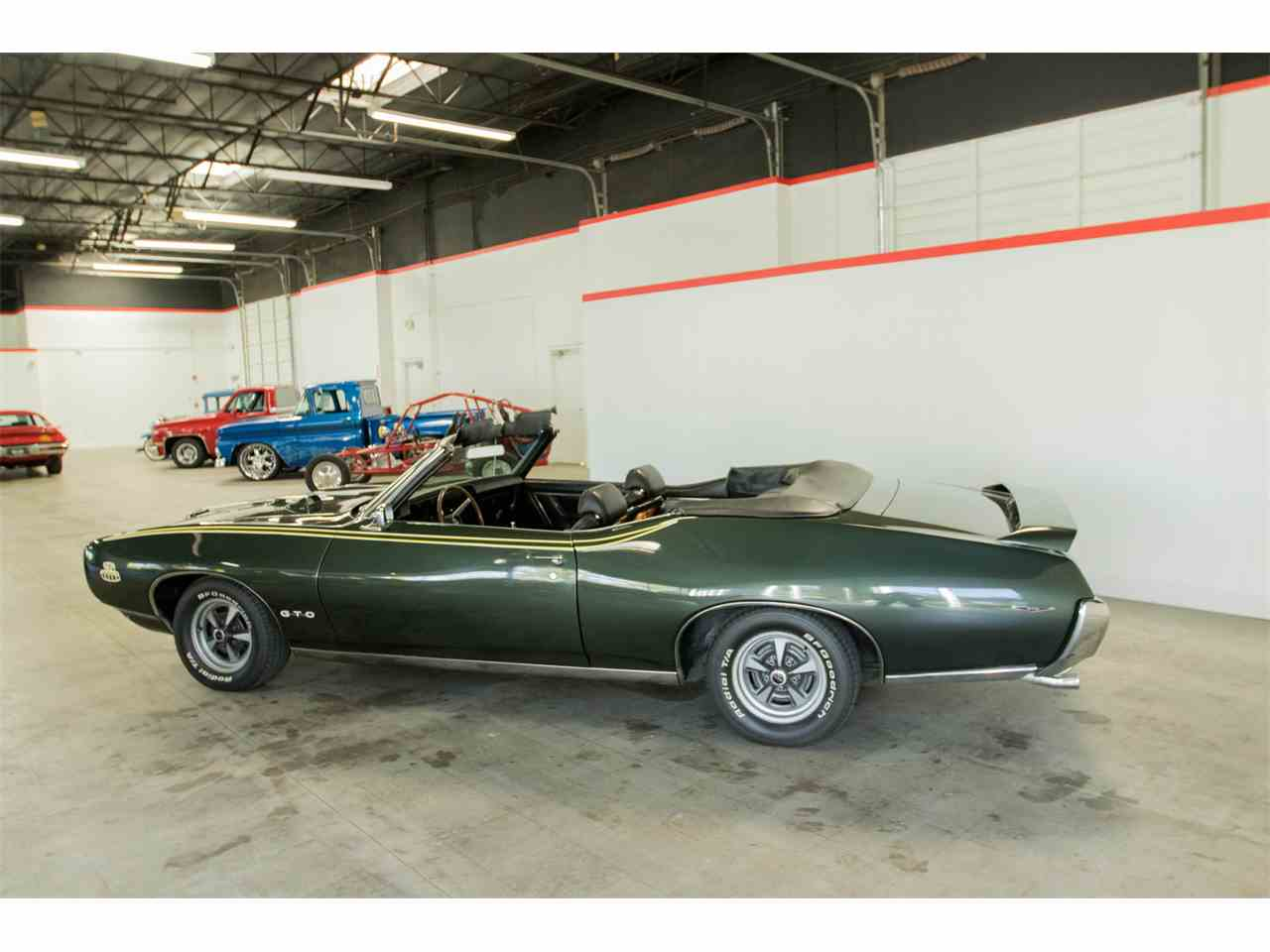 Large Picture of '69 GTO Offered by Specialty Sales Classics - JVOR