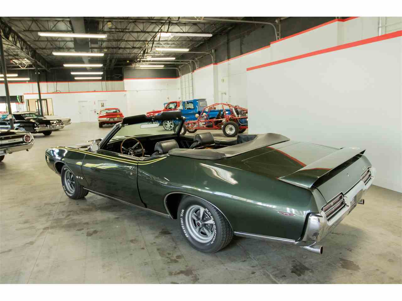 Large Picture of 1969 Pontiac GTO - $99,990.00 - JVOR