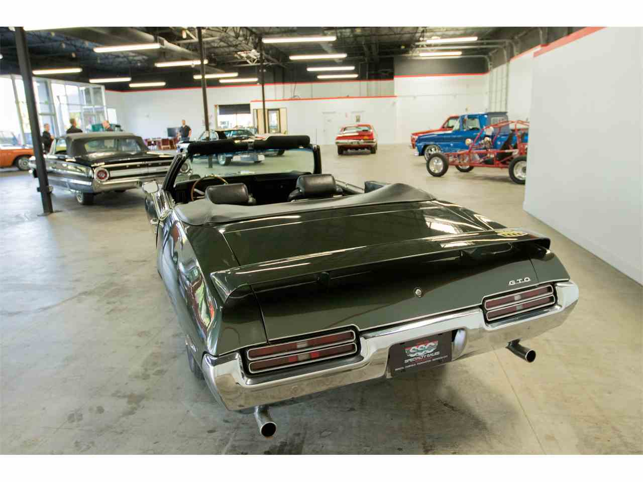 Large Picture of '69 GTO located in California - $99,990.00 Offered by Specialty Sales Classics - JVOR