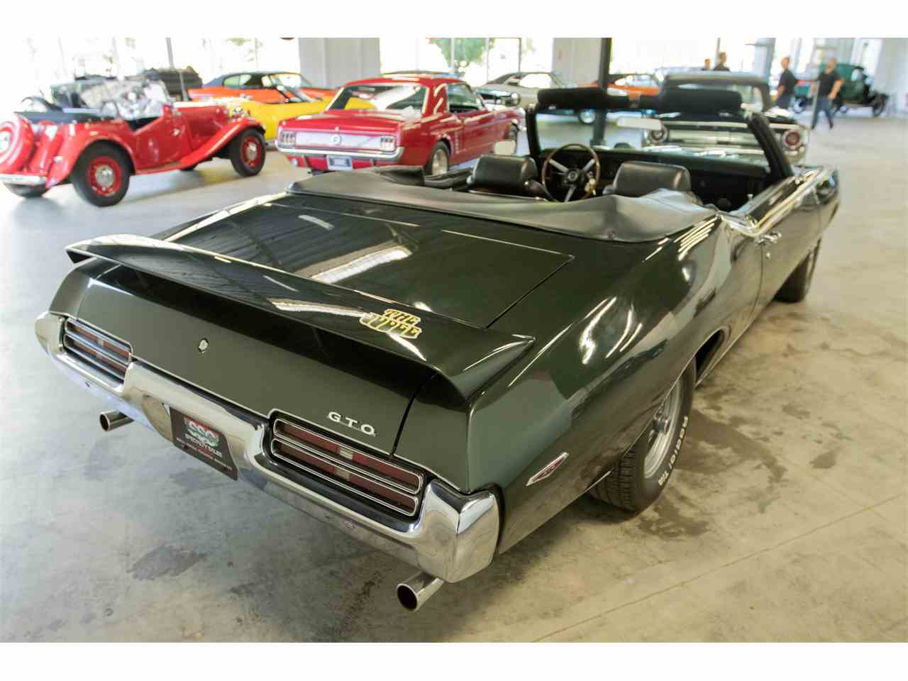 Large Picture of Classic '69 GTO located in Fairfield California - $99,990.00 - JVOR