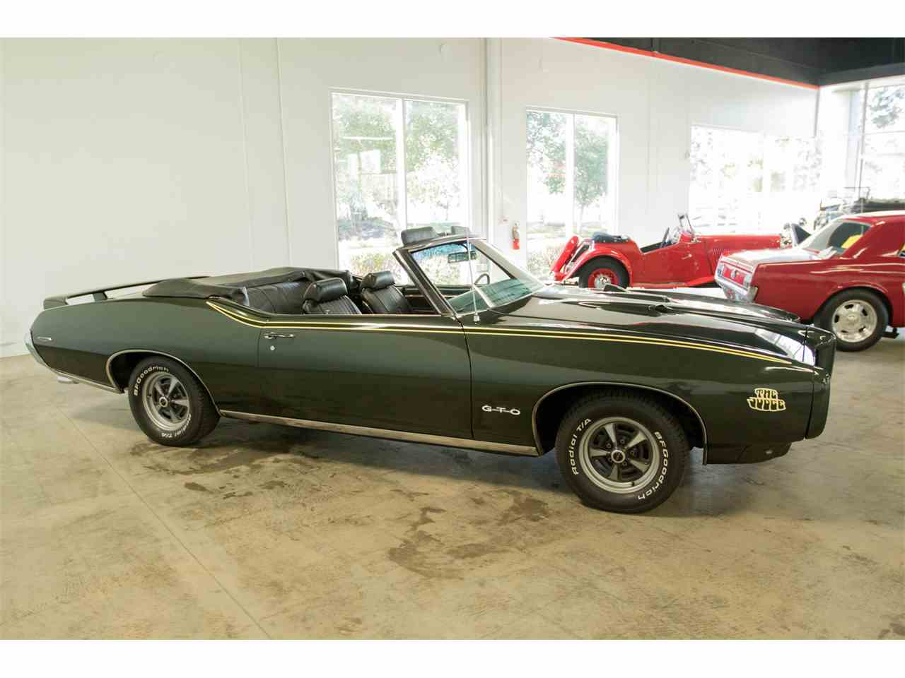 Large Picture of Classic 1969 GTO located in California - $99,990.00 - JVOR