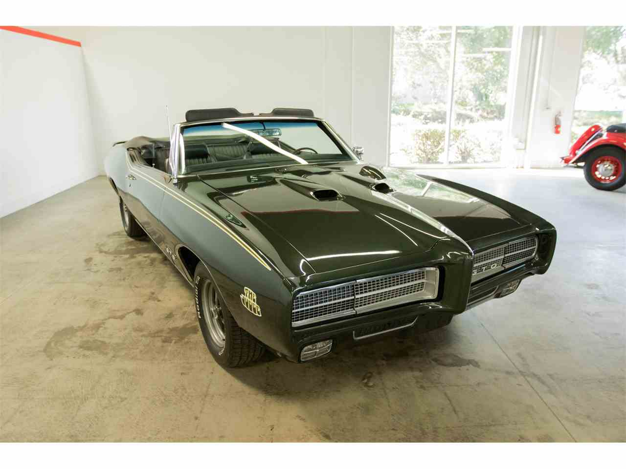 Large Picture of 1969 GTO located in California Offered by Specialty Sales Classics - JVOR